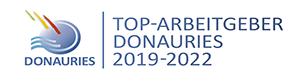 AvJS Personal Top Arbeitgeber Donauries Auszeichnung 2016-2019