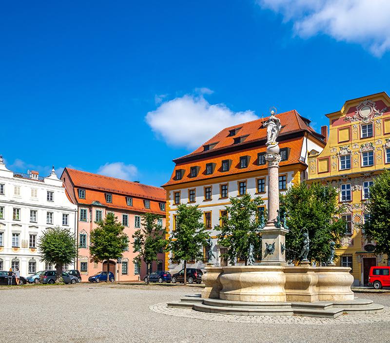 AvJS Personalvermittlung – Neuburg an der Donau Innenstadt