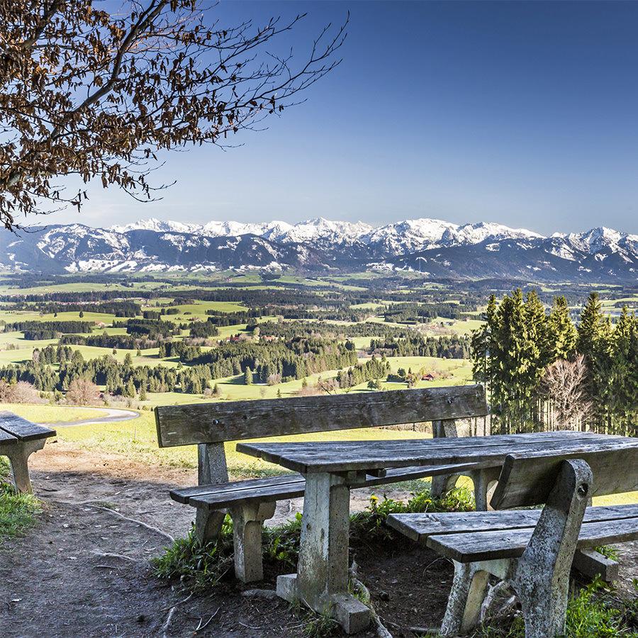 AvJS Personalvermittlung – Marktoberdorf Panorama Berge