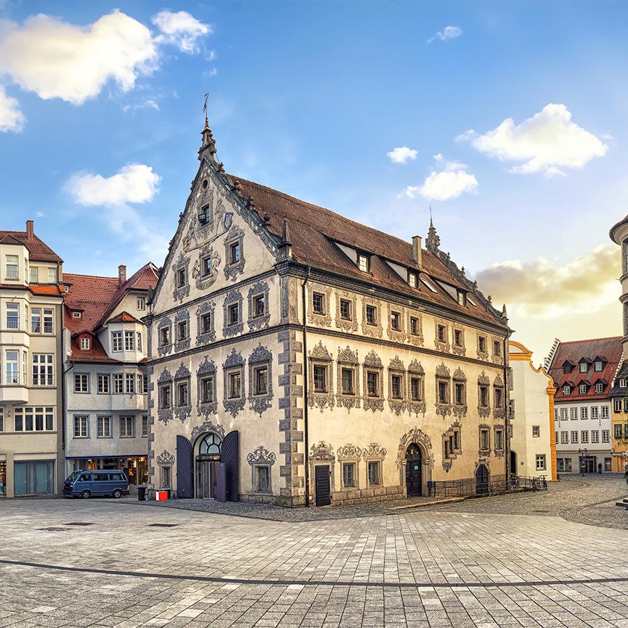 AvJS Sauter Personaldienstleister – Ravensburg Innenstadt historisches Haus
