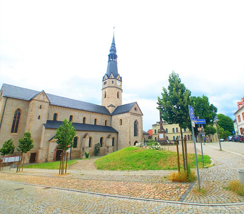 AvJS Personalvermittlung – Sangerhausen Kirche