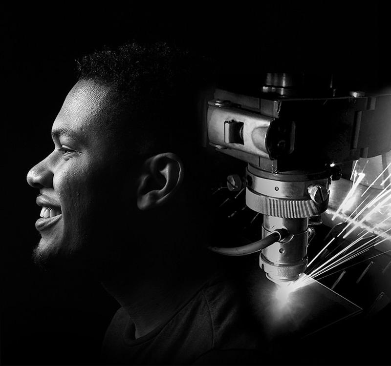 AvJS Personal Profiler – Lasern, Schweißen